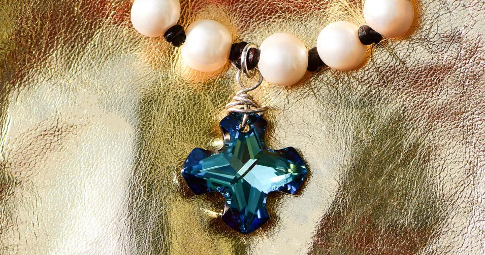 Swarovski Pearl Necklace_2
